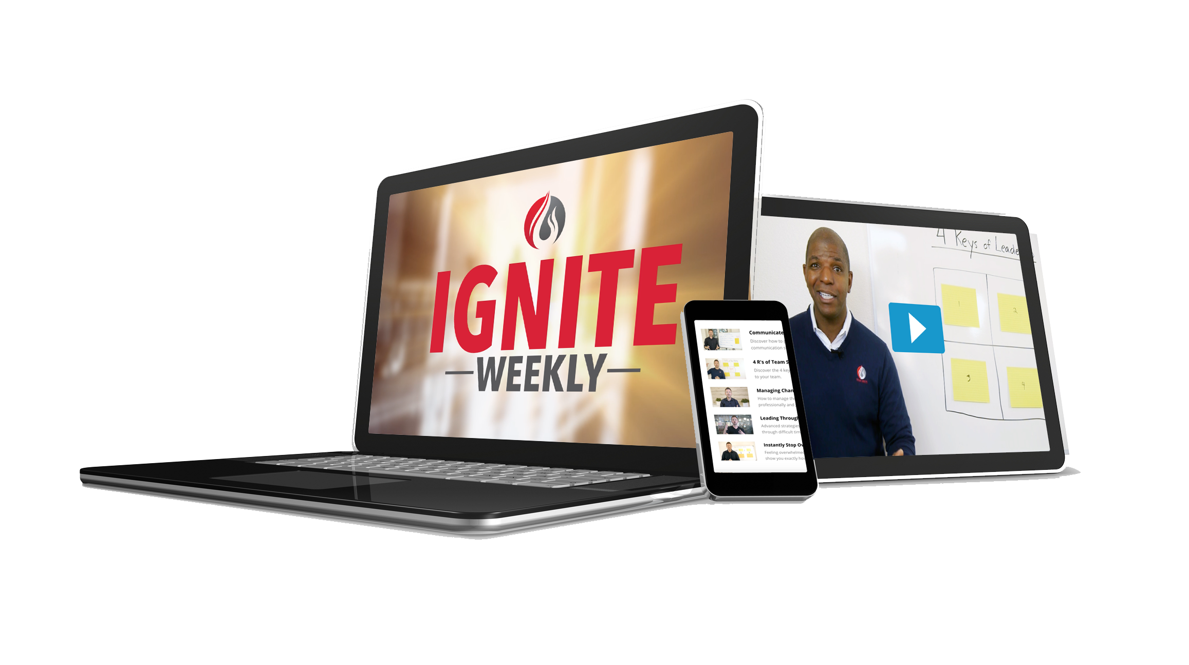 ignite weekly in computer
